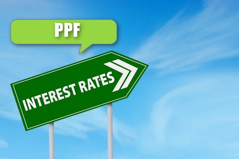 Public provident fund interest rate