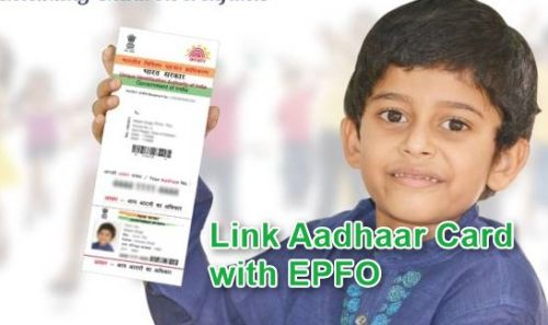 Link Aadhaar Card with EPFO and UAN